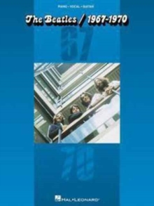 The Beatles/1967-1970, Paperback Book