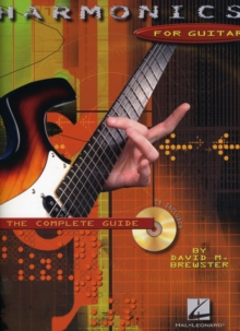 Harmonics for Guitar : The Complete Guide, Mixed media product Book