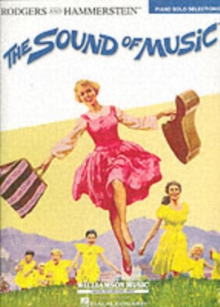 The Sound Of Music : Piano Solo Selections, Paperback Book