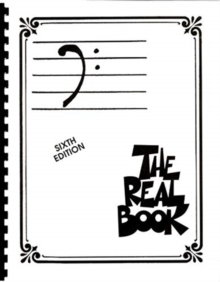 The Real Book - Volume I (6th Ed.) : Bass Clef Edition, Book Book