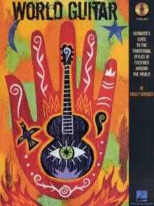 Greg Herriges : World Guitar (Book And CD), Paperback / softback Book