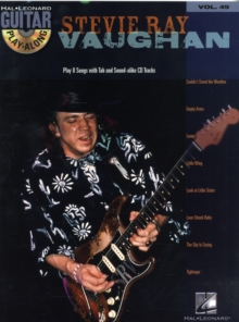 Guitar Play-Along Volume 49 : Stevie Ray Vaughan, Paperback Book