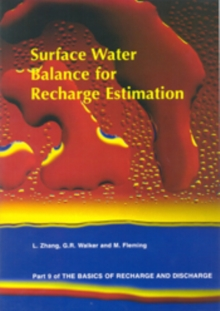 Surface Water Balance for Recharge Estimation - Part 9, EPUB eBook
