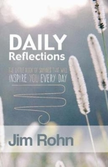 Daily Reflections : The Little Book Of Sayings That Will Inspire You Every Day, Paperback Book