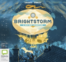 Brightstorm, CD-Audio Book