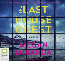 The Last House Guest, CD-Audio Book