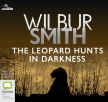The Leopard Hunts in Darkness, CD-Audio Book