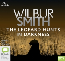 The Leopard Hunts in Darkness, Audio disc Book