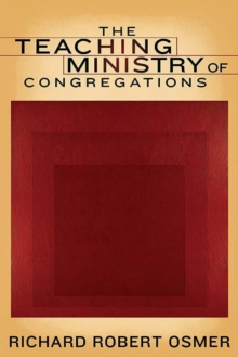 The Teaching Ministry of Congregations, Paperback Book