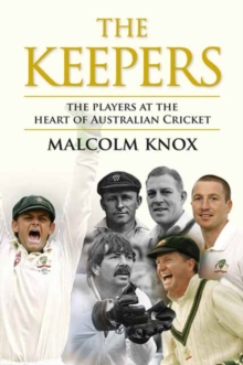 The Keepers, Hardback Book