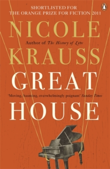 Great House, Paperback / softback Book