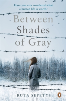 Between Shades Of Gray, Paperback Book