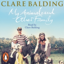 My Animals and Other Family, eAudiobook MP3 eaudioBook