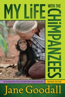 My Life with the Chimpanzees, Paperback Book