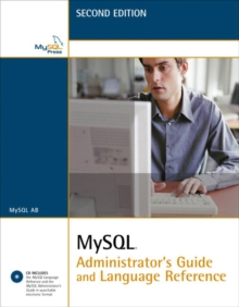MySQL Administrator's Guide and Language Reference, Mixed media product Book