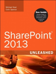 SharePoint 2013 Unleashed, Mixed media product Book