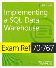 MCSA SQL 2016 BI DEVELOPMENT EXAM REF 2P,  Book