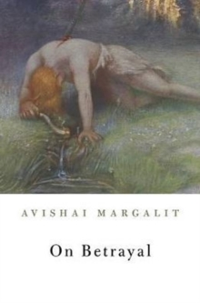 On Betrayal, Hardback Book