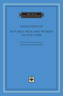 Notable Men and Women of Our Time, Hardback Book