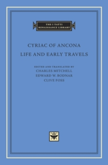 Life and Early Travels, Hardback Book