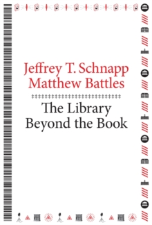 The Library Beyond the Book, Paperback Book