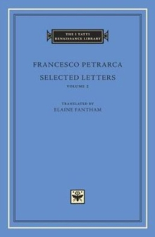 Selected Letters, Volume 2, Hardback Book
