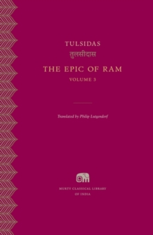 The Epic of Ram, Volume 3, Hardback Book