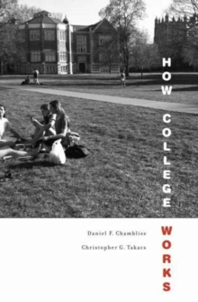How College Works, Paperback Book