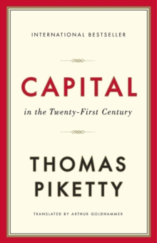 Capital in the Twenty-First Century, Paperback / softback Book