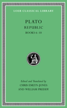 Republic, Volume II : Books 6-10, Hardback Book