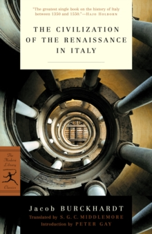 The Civilization of the Renaissance in Italy, EPUB eBook