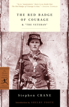 Mod Lib Red Badge Of Courage, Paperback / softback Book