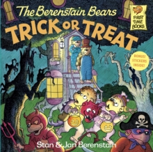 Berenstain Bears Trick Or Treat, Paperback Book