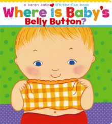 Where Is Baby's Belly Button?, Board book Book