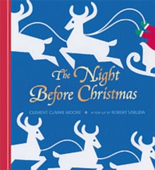 The Night Before Christmas Pop-up, Hardback Book