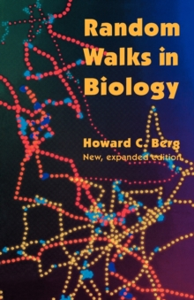 Random Walks in Biology : New and Expanded Edition, Paperback / softback Book