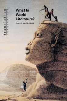 What Is World Literature?, Paperback Book