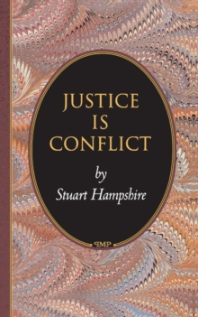 Justice Is Conflict, Paperback / softback Book