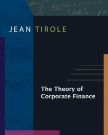 The Theory of Corporate Finance, Hardback Book