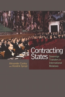Contracting States : Sovereign Transfers in International Relations, Paperback Book