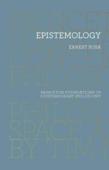 Epistemology, Hardback Book