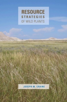 Resource Strategies of Wild Plants, Paperback / softback Book