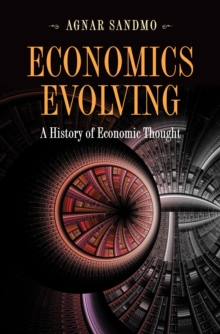 Economics Evolving : A History of Economic Thought, Paperback / softback Book