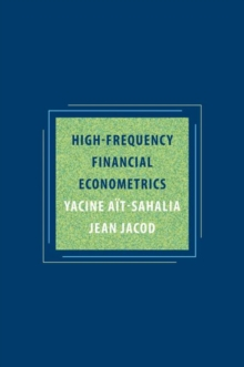 High-Frequency Financial Econometrics, Hardback Book