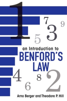 An Introduction to Benford's Law, Hardback Book