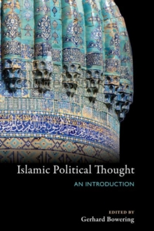 Islamic Political Thought : An Introduction, Paperback / softback Book