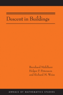 Descent in Buildings (AM-190), Paperback Book