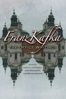 Franz Kafka : The Office Writings, Paperback Book