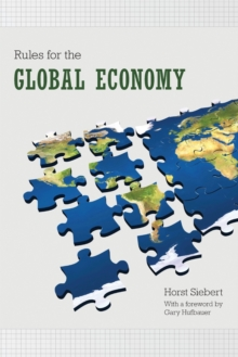 Rules for the Global Economy, Paperback Book