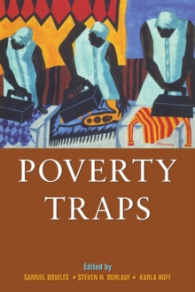 Poverty Traps, Paperback Book